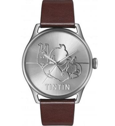 TINTIN WATCH - CLASSIC SOVIETS CAR L