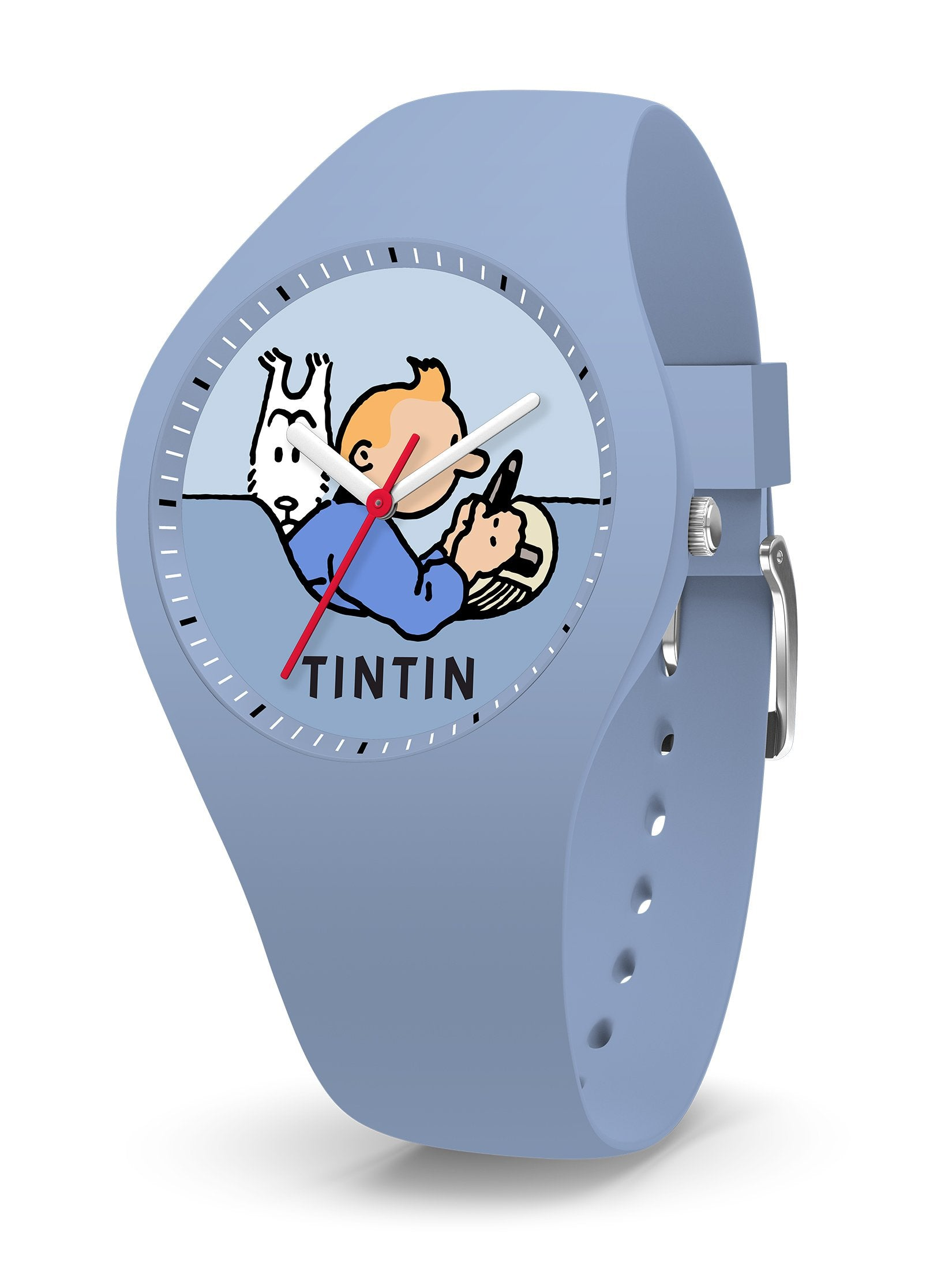 TINTIN WATCH - SOVIETS CAR XS