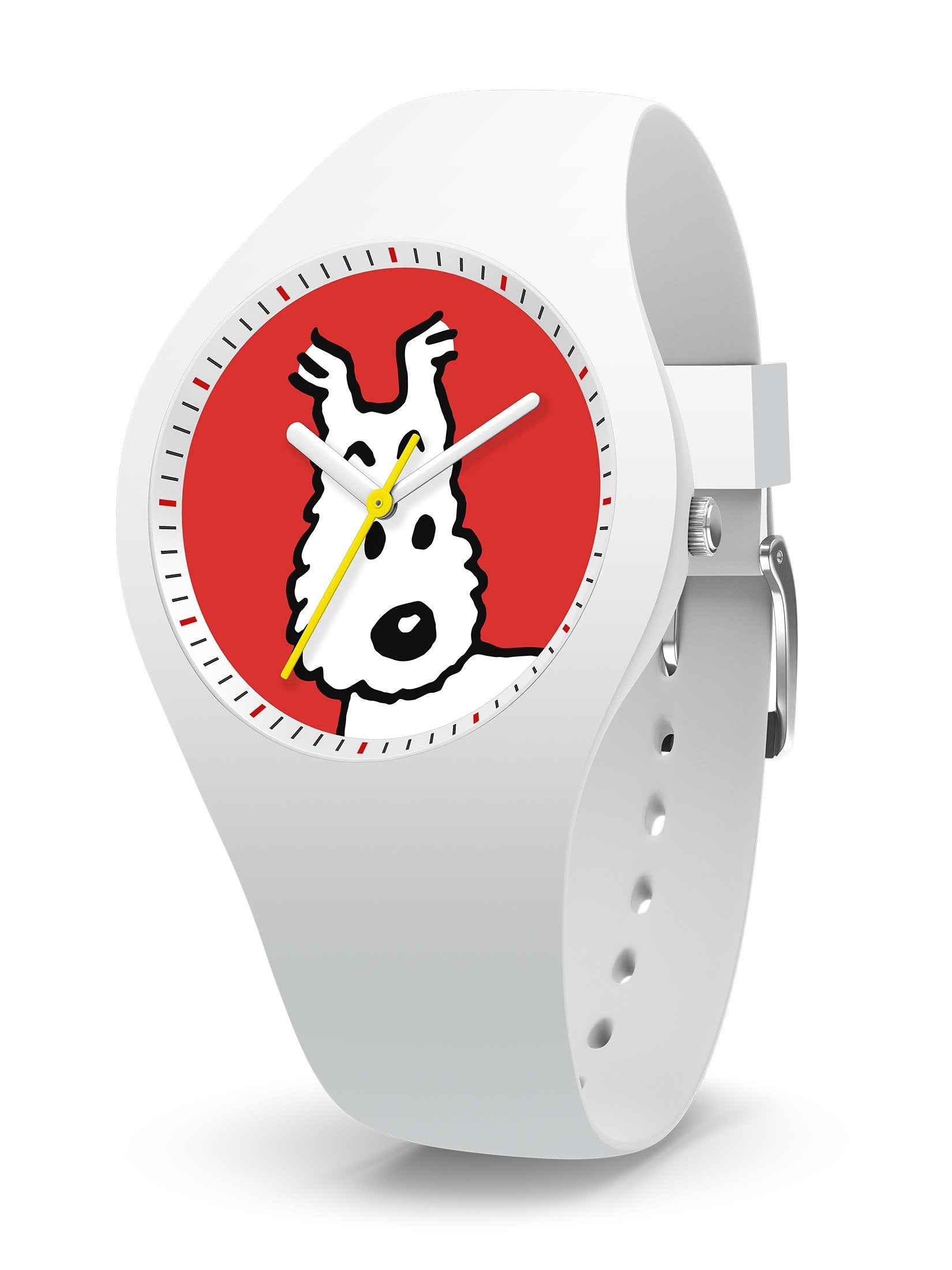 TINTIN WATCH - CHARACTERS SNOWY S