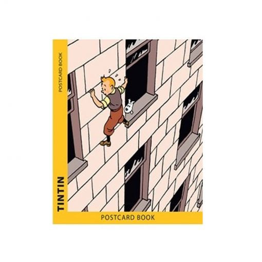 POSTCARD - TINTIN COVERS PACK (FR)