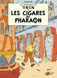 POSTER COVER 04 - CIGARES PHARAON