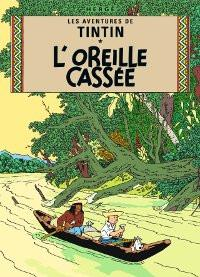POSTER COVER 06 - OREILLE CASSEE