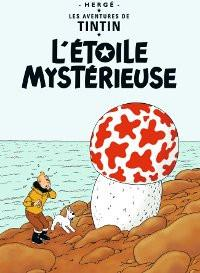 POSTER COVER 10 - ETOILE MYSTERIEUSE