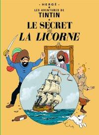 POSTER COVER 11 - SECRET LICORNE