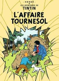 FR COVER POSTCARD - AFFAIRE TOURNESOL
