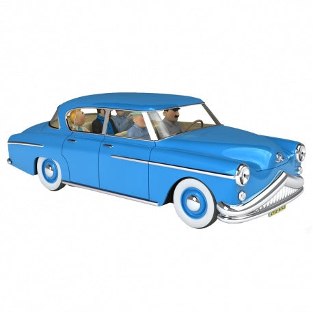 TINTIN CARS 1/24 - THE INTERPRETER'S CAR