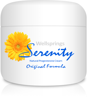 Wellsprings Serenity Cream <br/>(60ml jar)