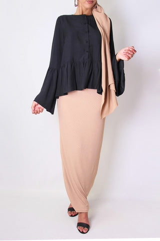 Primrose Blouse Black