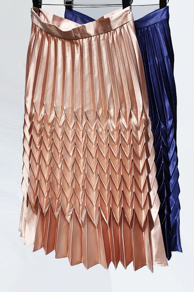SO CHANEL Pleated Skirt