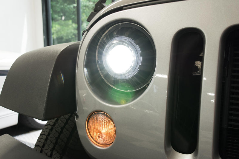 2007-2017 JEEP Wrangler Super7 Bi-LED Headlights