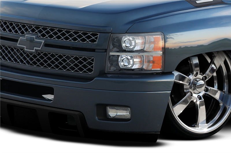 2007-2013 Chevrolet Silverado Projector Headlight Kit
