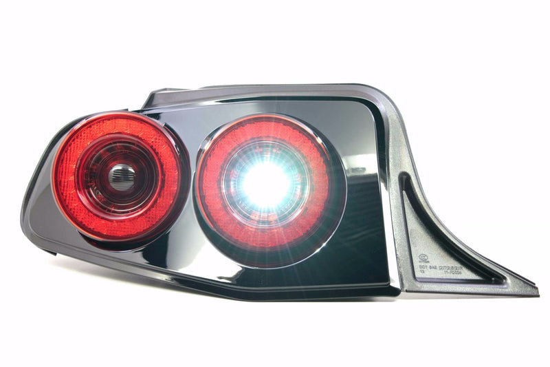 2010-2012 Ford Mustang: Morimoto XB LED Tail Lights
