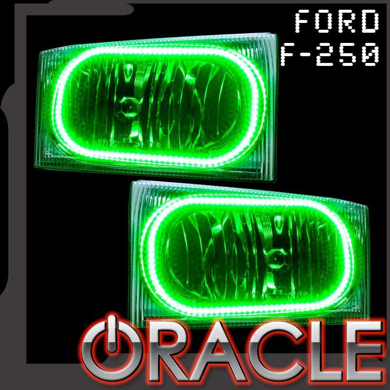 1999-2004 Ford F250/F350 ORACLE Headlight Halo Kit