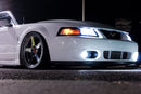 1994-2004 Ford Mustang LED Fog Light Kit - Brightest Available