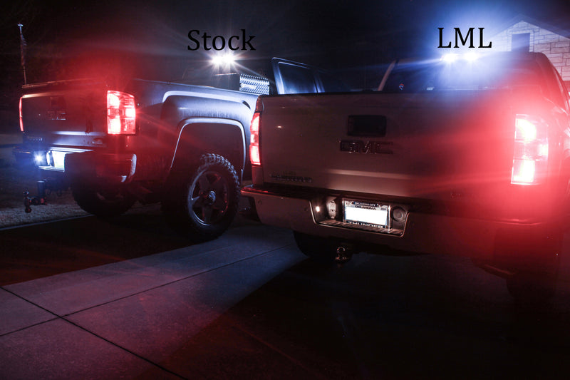 Chevrolet Silverado/GMC Sierra LED Cargo Lights