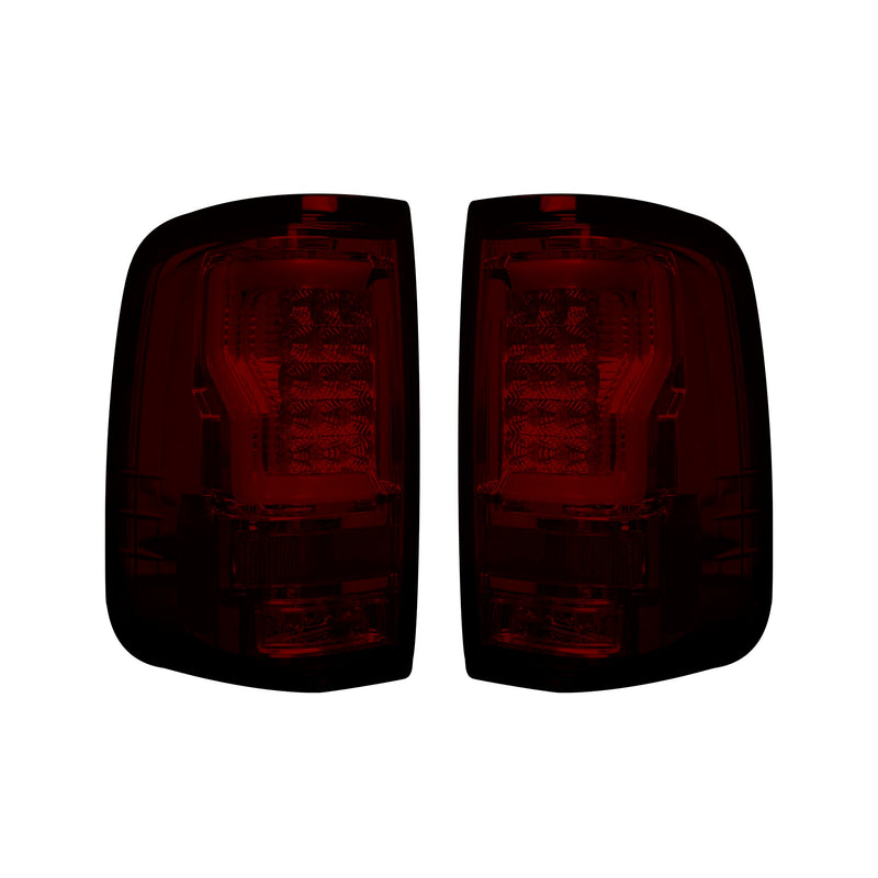 2004-2008 Ford F-150 Recon Styleside OLED Tail Lights
