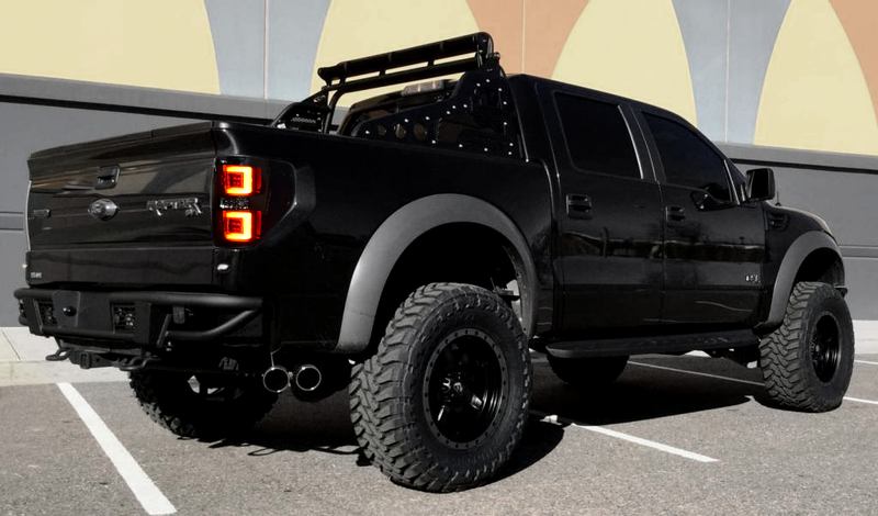 2009-2014 Ford F150/Raptor RECON LED Taillights