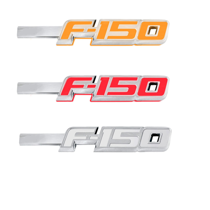 2009-2014 Ford F-150 Illuminated Side Emblems