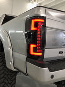 2017-2019 Ford Super Duty: RECON HALO Tail Lights  (F250, F350, F450, F550)