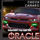2016-2018 Chevrolet Camaro ORACLE ColorSHIFT DRL Fog Light Kit