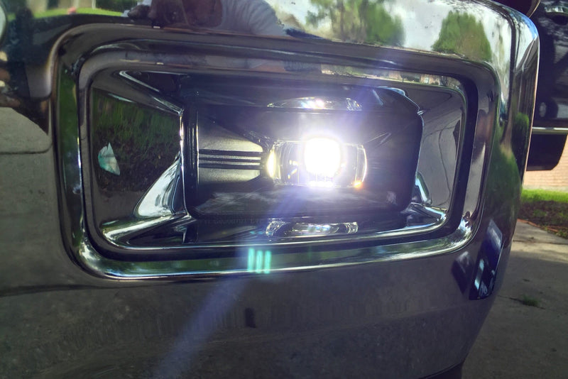 2007-2013 Chevrolet Avalanche: XB LED Fog Lights