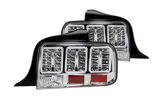 2005-2009 Ford Mustang RECON LED Taillights