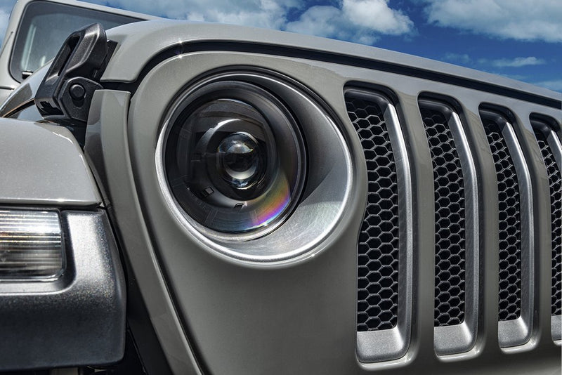 2018-2020 Jeep Wrangler JL Ultimate LED Lighting Package