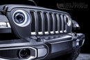 2018-2020 Jeep Wrangler/Gladiator ORACLE Oculus Bi-LED Projector Headlights