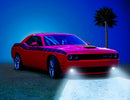 Dodge Challenger High Powered LED Fog Light Kit