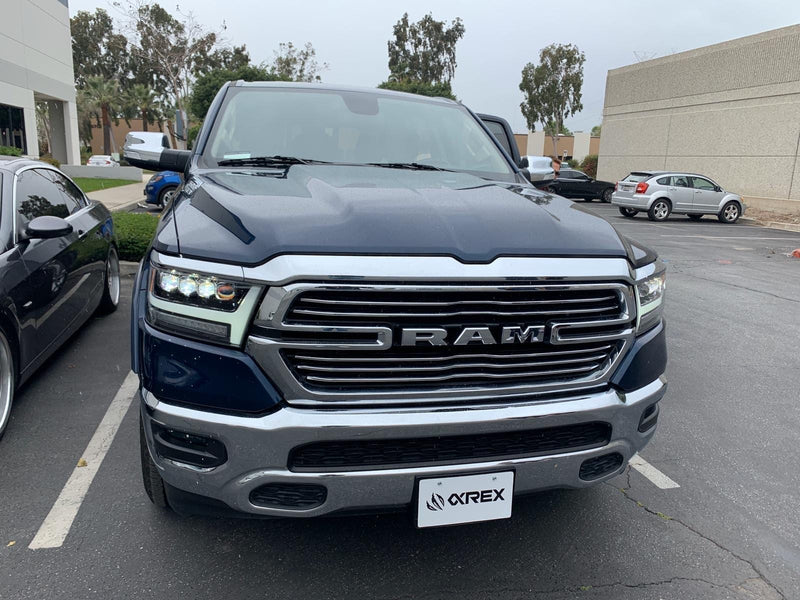 2019-2020 RAM AlphaRex NOVA LED Projector Headlights (Quad Beam)