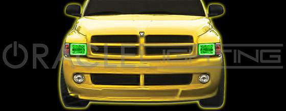 1994-2001 Dodge Ram Headlight ColorShift Halo Kit