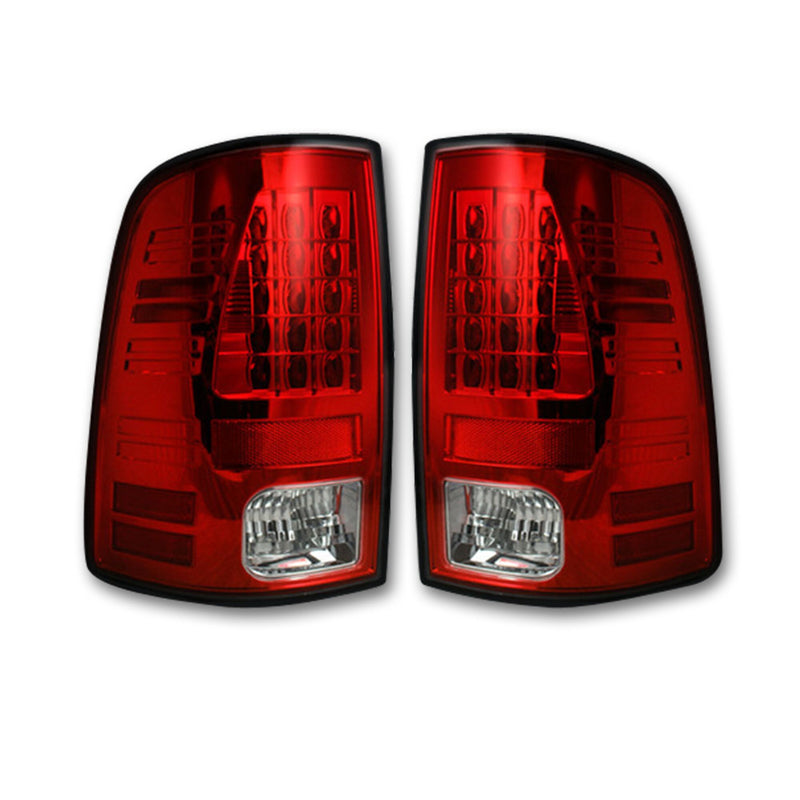 2013-2018 Dodge Ram RECON ONYX  LED Tail Lights
