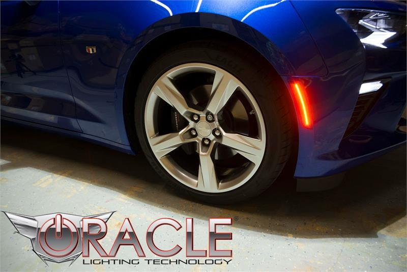 2016-Present Camaro ORACLE Concept SMD Sidemarkers (Full Set)