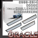 2008-2014 Dodge Challenger ORACLE Concept LED Sidemarkers (Blade Style)