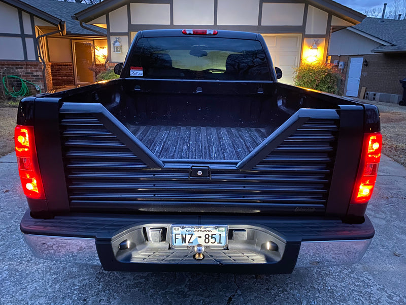 1999-2020 GMC Sierra: License Plate LEDs (Super Bright)