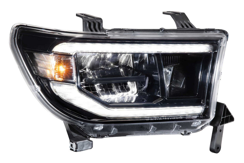 Toyota Tundra (2007-2013): XB LED Headlights