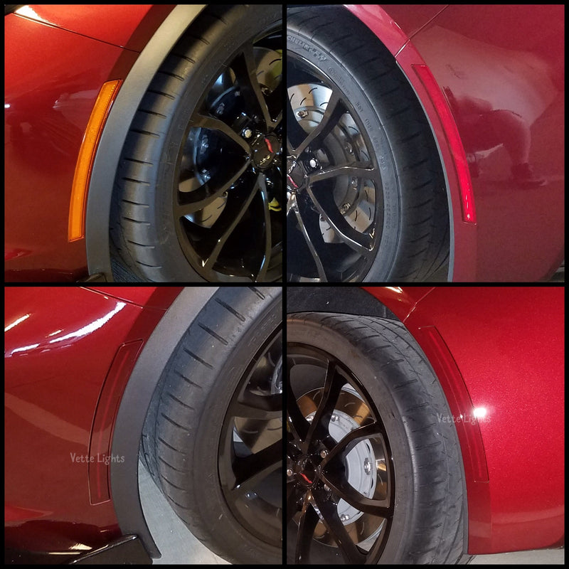 2014+ C7 Corvette Oracle SMD Concept Side Markers (Set of 4)