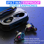 40%OFF-Last Day Promotion-X6 TWS Wireless Earbuds-Free Shipping