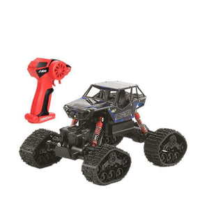 (50%OFF)All Terrain Remote Control Snow Track Crawler Car(Free Shipping)