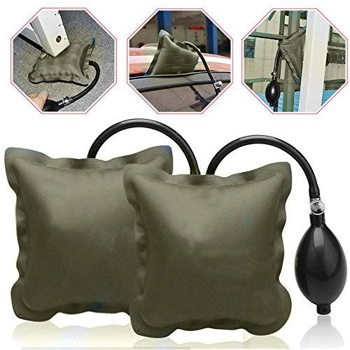 Repair calibration tool inflatable cushion bag