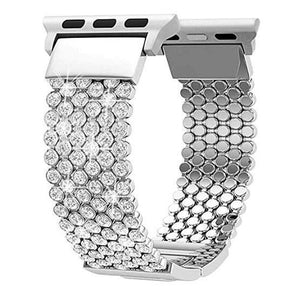 Diamond Apple Watch Band Series 4,3,2,1.