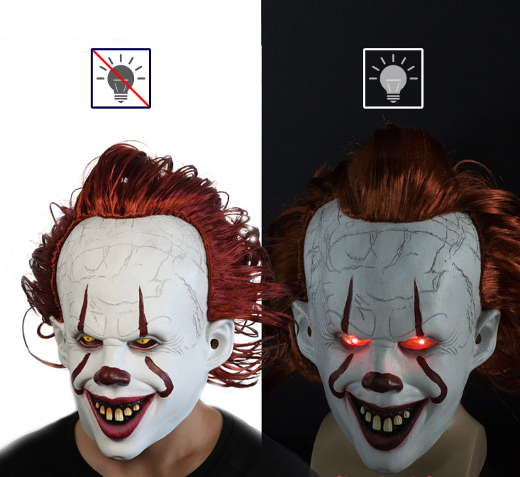 50%OFF-Deluxe Pennywise Mask