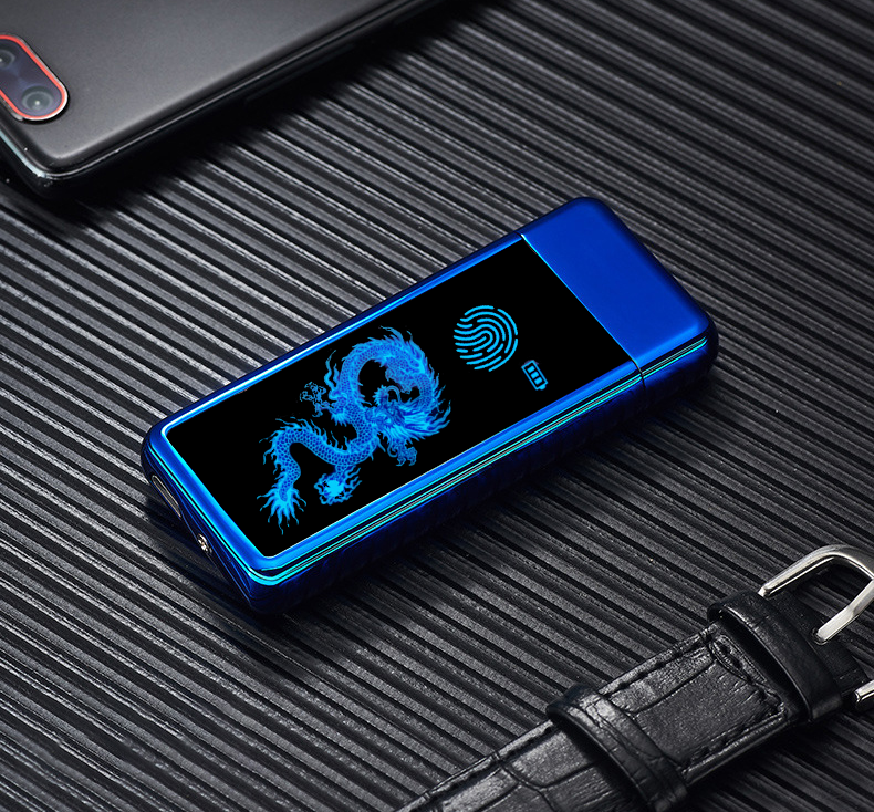Blue Phenom Lighter