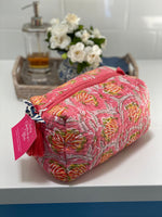 LCA Cosmetic/Toiletry Bag - Watermelon - MED