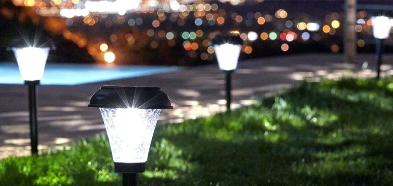 4 reasons why you choose Sunnest Outdoor Garden Lights