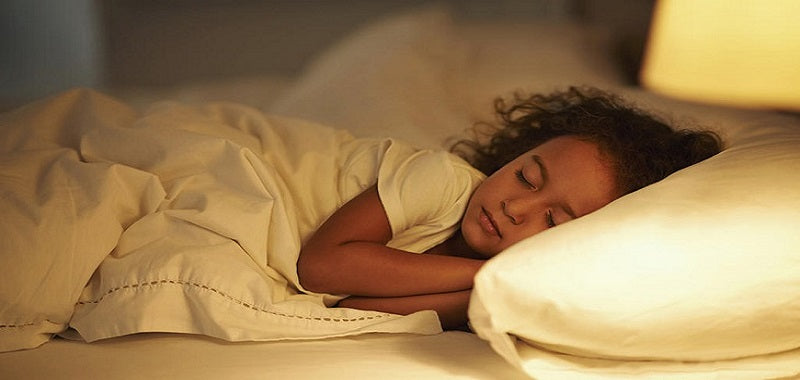 3 Harms of Night Lights to Kids