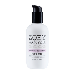ZOEY naturals - Soothing Lavender Body Oil