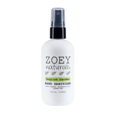 ZOEY naturals - Hand Sanitizer English Garden