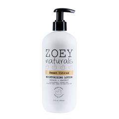 ZOEY naturals - Sweet Citrus Lotion