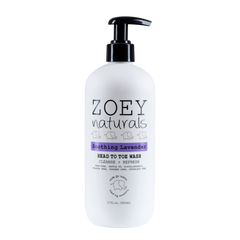 ZOEY naturals - Soothing Lavender Wash
